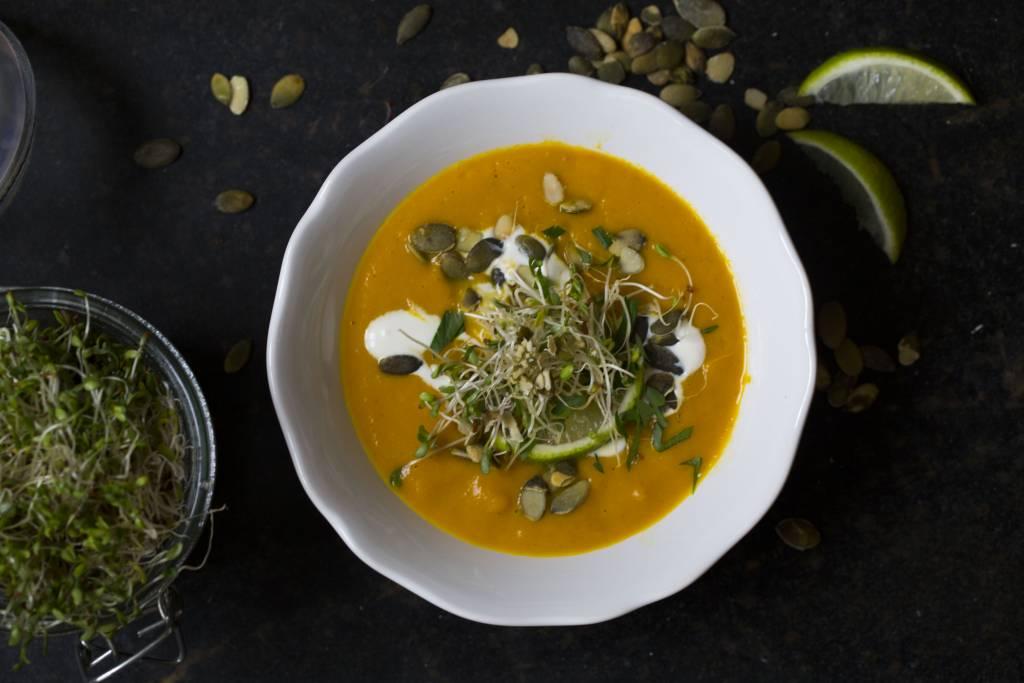 Осенние рецепты - чечевичный суп