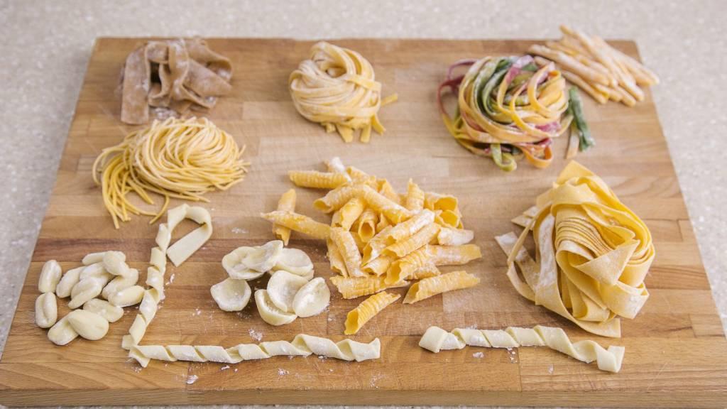 Домашние макароны рецепт пошагово в