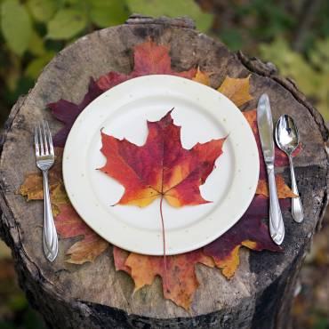 Блюда из сезонных продуктов сентября