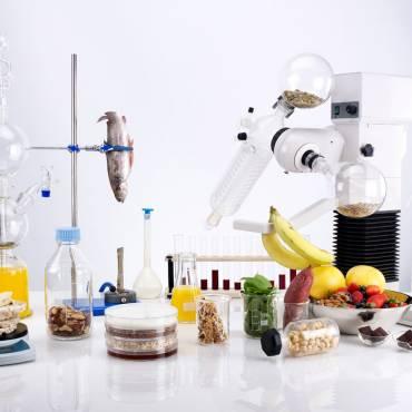 Еда и наука