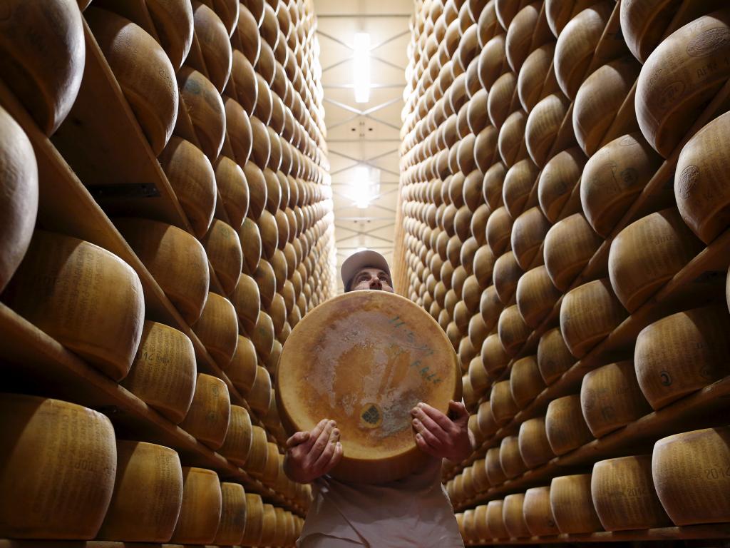 История сыра - какими они бывают и когда появились