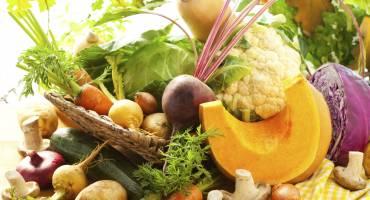 Блюда из сезонных продуктов октября