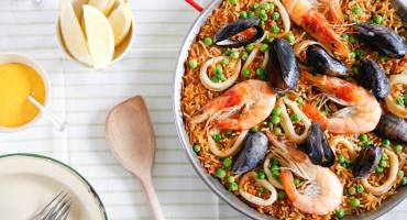 Испанская кухня у вас дома