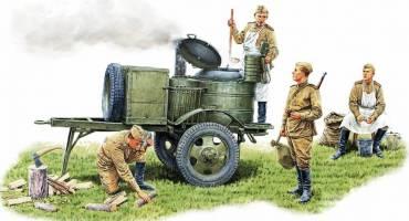 Полевая кухня: кулинарная военная история