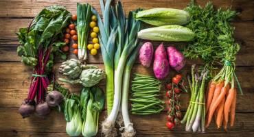 Рецепты блюд из сезонных продуктов мая