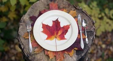 Блюда из сезонных продуктов: рецепты сентября