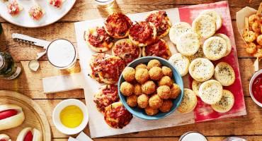 Finger food – канапе на новый лад
