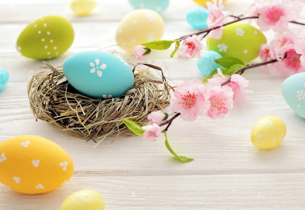 пасхальные яйцы!