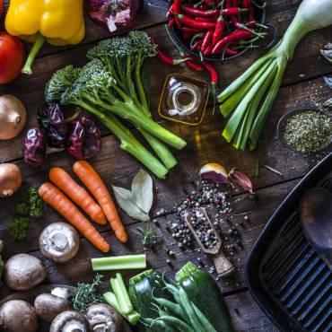 Рецепты из сезонных продуктов апреля