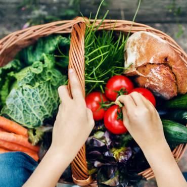 Блюда из сезонных продуктов мая