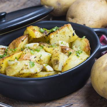 Не просто картофель