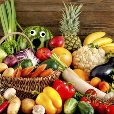 Сезонные продукты августа