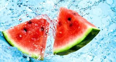 Самая летняя ягода: рецепты из арбуза