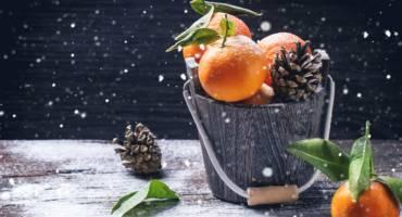 Сезонные продукты декабря