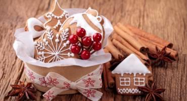 Съедобные новогодние подарки