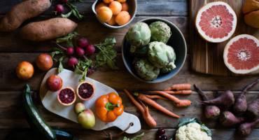 Сезонные продукты января