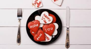 Кулинарные идеи для Дня всех влюблённых