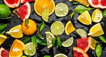 Яркие цитрусовые