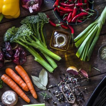 Сезонные продукты марта