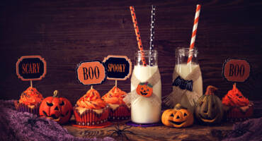 Страшно вкусно: блюда для Halloween-вечеринки