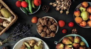 Сезонные продукты октября